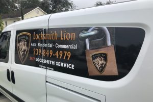 fort-myers-Locksmith-Lion-van-that-serving-cape-coral-fort-myers-Estero-Bonita-springs-Florida-and-location-near-by